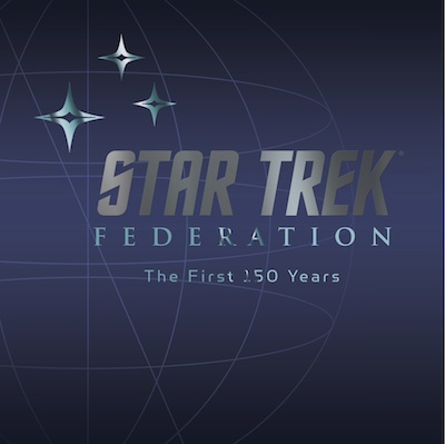 Star Trek Federation Box Cover