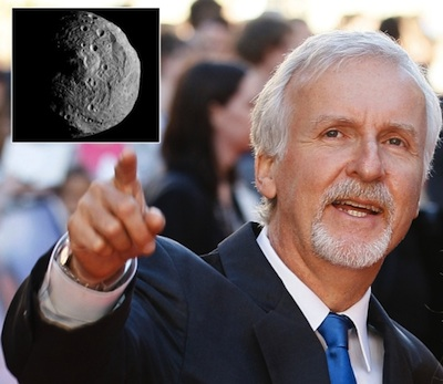 James Cameron Asteroid