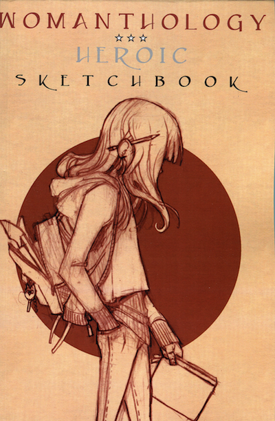Womanthology Sketchbook