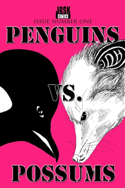 Penguins vs Possums