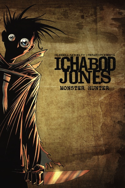 Ichabod Jones