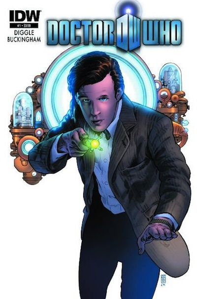 Doctor Who Ongoing 3 1