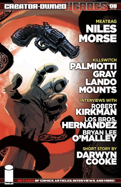 Creator-Owned Heroes 8