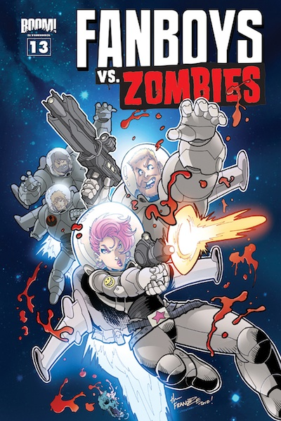 Fanboys vs Zombies 13