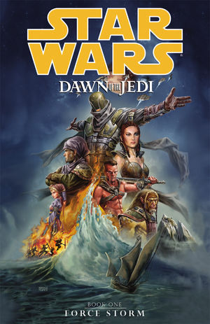 SW Dawn of the Jedi TPB