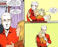 Buffy And Spike Revisit That Scene From Seeing Red