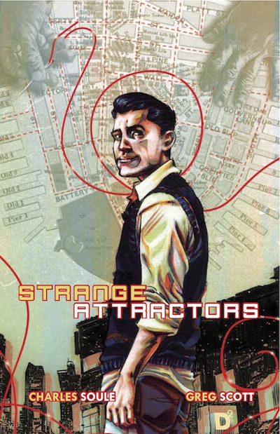 Strange Attractors cover