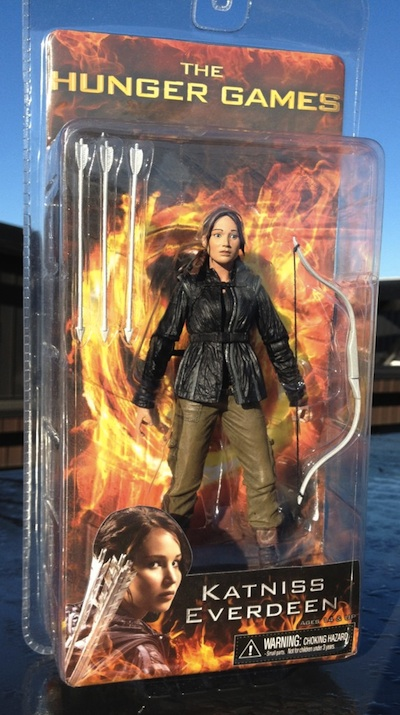 Katniss Action Figure