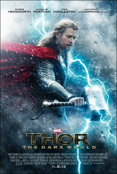 Thor 2 poster