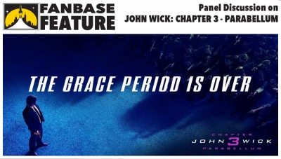 Fanbase Feature: Panel Discussion on 'John Wick: Chapter 3'