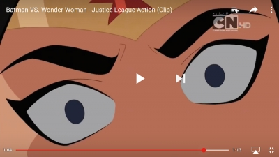 Wonder Woman Wednesday: An Interview with 'Justice League Action's Rachel Kimsey