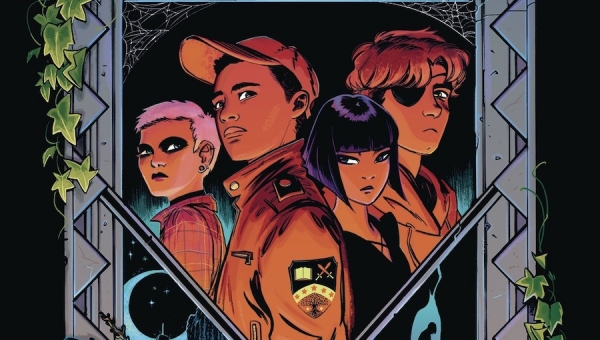 'Blackwood: The Mourning After #1' - Advance Comic Book Review