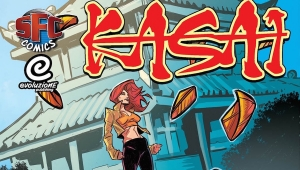 #CrowdfundingFridays: 'Kasai: The Homecoming #1' and 'Prospects #1-2'