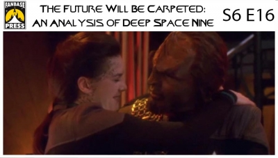 The Future Will Be Carpeted: An Analysis of 'Deep Space Nine (S6E16)'