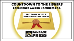 Countdown to the Eisners: 2020 Nominees for Best Cover Artist & Best Publication Design