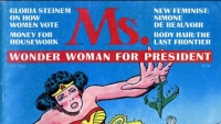 Wonder Woman Wednesday: Wonder Woman for President