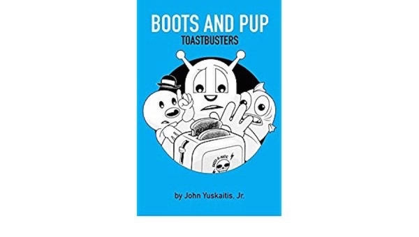Fanbase Press Interviews John Yuskaitis on 'Boots and Pup: Toastbusters' and SDCC 2018