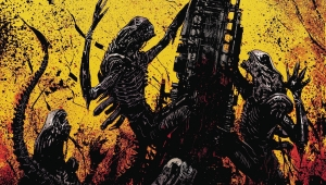 'Aliens: Dust to Dust #4' - Advance Comic Book Review