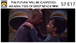 The Future Will Be Carpeted: An Analysis of 'Deep Space Nine (S7E17)'