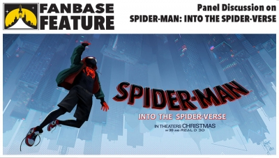 Fanbase Feature: Panel Discussion on 'Spider-Man: Into the Spider-Verse'