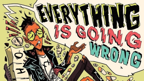 #CrowdfundingFridays: 'Everything Is Going Wrong,' 'The Maroon: Volume 1,' and 'Kaneesha'