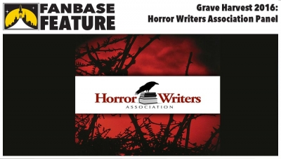 Fanbase Feature: Grave Harvest 2016: Writing in the Dark - Creating Dark and Spooky Fiction - Panel Audio