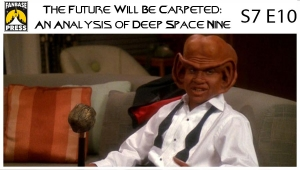 The Future Will Be Carpeted: An Analysis of 'Deep Space Nine (S7E10)'