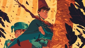 'Over the Garden Wall: Hollow Town #1' - Comic Book Review