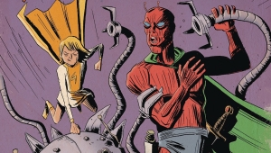'Black Hammer #11:' Advance Comic Book Review