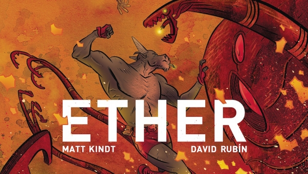 'Ether: The Copper Golems #3' - Advance Comic Book Review