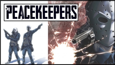 Fanbase Press Interviews Rylend Grant on Launching the Kickstarter Campaign for 'The Peacekeepers'