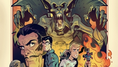 Fanbase Press Interviews Kyle Stück on the Release of the Comic Book Series, 'Evil Cast'