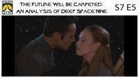 The Future Will Be Carpeted: An Analysis of 'Deep Space Nine (S7E5)'