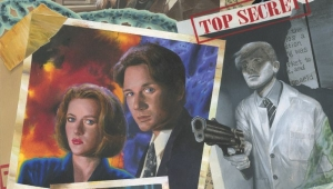 "'X-Files Conspiracy #2:' Advance Comic Book Review (Too ""Out There"" Even for Mulder?)"