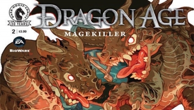 'Dragon Age: Magekiller #2' - Advance Comic Book Review