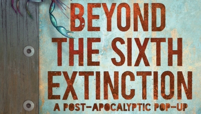 Fanbase Press Interviews Shawn Sheehy on the Pop-Up Book, 'Beyond the Sixth Extinction'