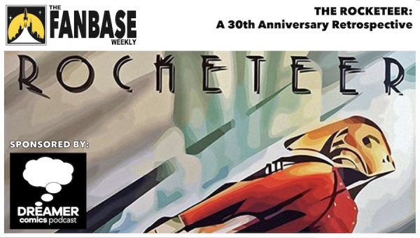 Fanbase Feature: 30th Anniversary Retrospective on 'The Rocketeer' (1991)
