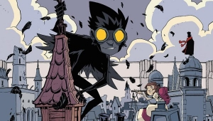 'Feathers #1:' Advance Comic Book Review