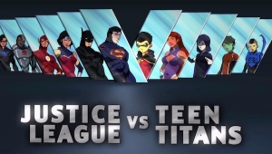 'Justice League vs. Teen Titans:' Film Review