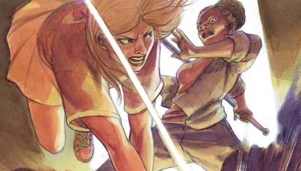 'Buffy the Vampire Slayer #18:' Comic Book Review