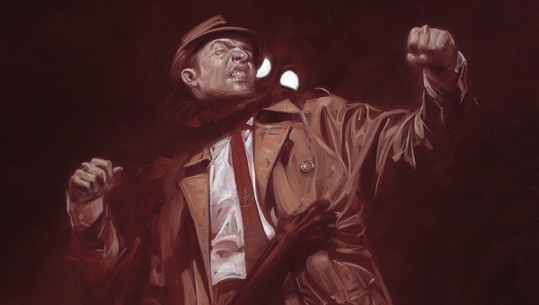 'Joe Golem: Occult Detective - The Drowning City #2' - Advance Comic Book Review
