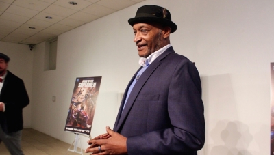 'Reign of the Supermen' Premiere: Fanbase Press Gets to Known Tony Todd's Darkseid