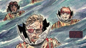 'Past Aways #1:' Advance Comic Book Review