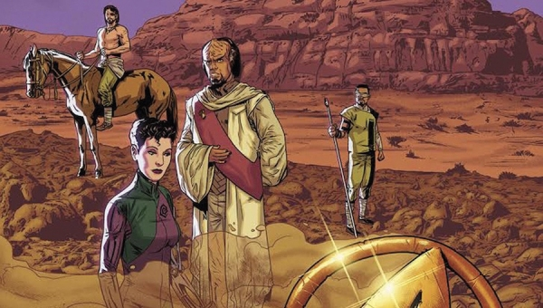 'Star Trek: Deviations' - Advance Comic Book Review