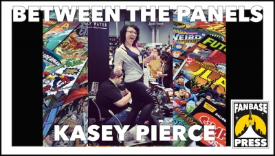 Between the Panels: Writer Kasey Pierce on Writing Horror, Trusting Editors, and Her Thing for Anti-Heroes
