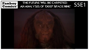 The Future Will Be Carpeted: An Analysis of 'Deep Space Nine (S5E1)'