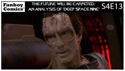 The Future Will Be Carpeted: An Analysis of 'Deep Space Nine (S4E13)'