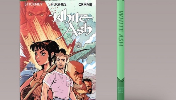 #CrowdfundingFridays: 'White Ash Trade Paperback,' 'Hot Lunch: Vol. 1,' and 'Tales from the Interface #2'