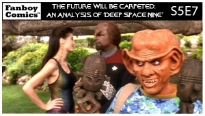 The Future Will Be Carpeted: An Analysis of 'Deep Space Nine (S5E7)'