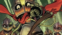 Fanbase Press Interviews David Booher and Drew Zucker on the Release of 'Canto II: The Hollow Men' from IDW Publishing